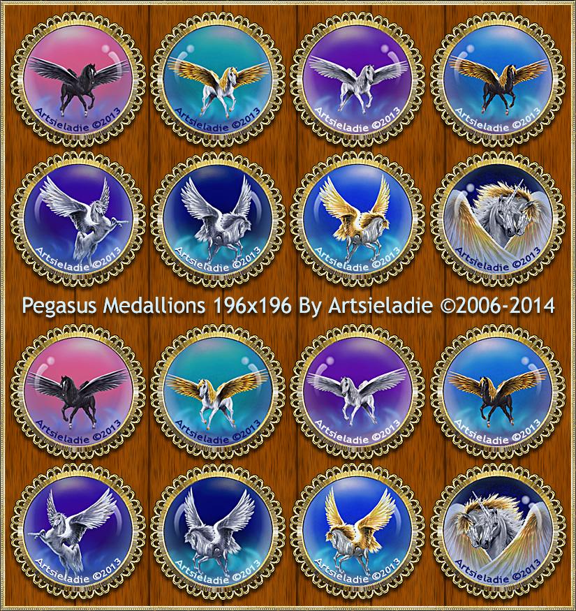Pegasus-Medallions-By-Artsieladie